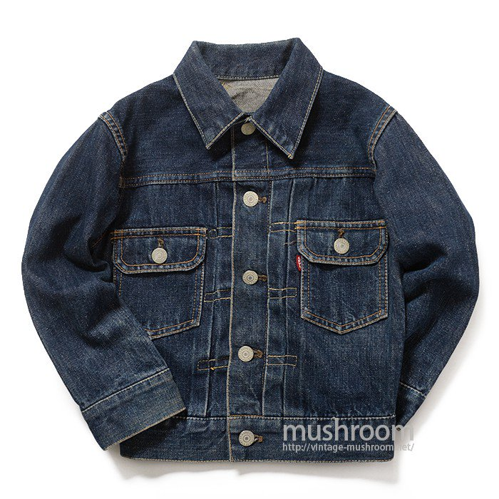 LEVI'S 507BXX DENIM JACKET( ONE SIDE RED TAB )