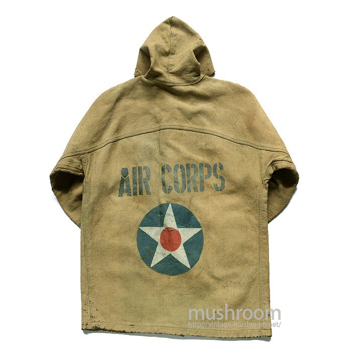 U.S.ARMY AIR CORPS ATHLETIC BENCHWARMER COAT