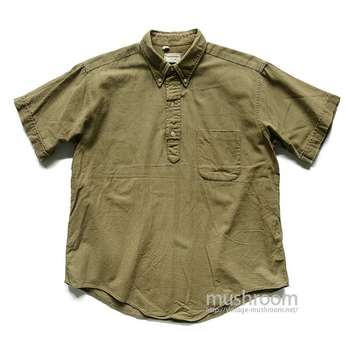 ROOS ATKINS COTTON SHORT SLEEVE BD SHIRT