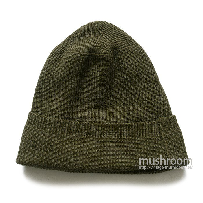 U.S.ARMY AIRFORCE A-4 KNIT CAP( DEADSTOCK )