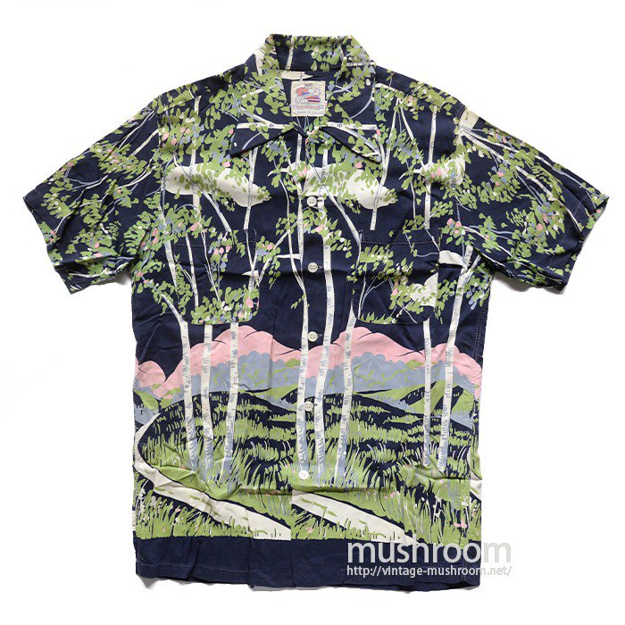KAHANAMOKU HAWAIIAN SHIRT