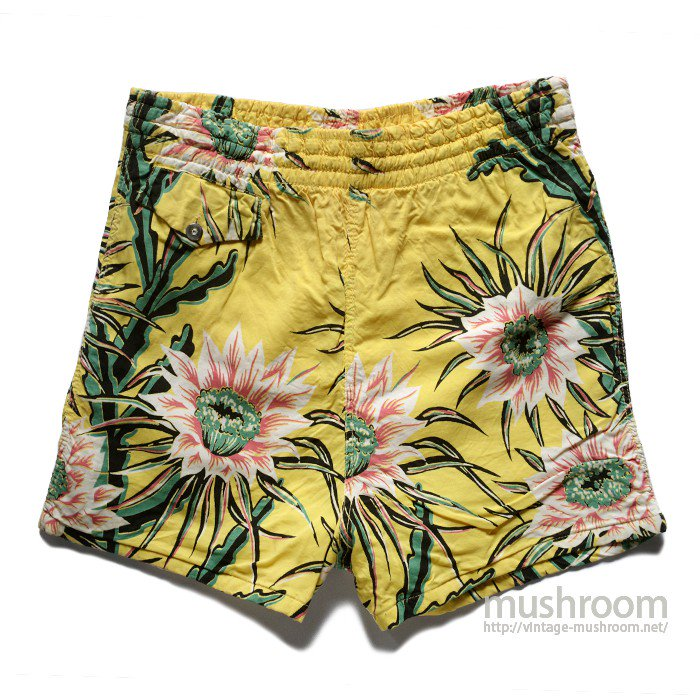 OLD HAWAIIAN SWIM SHORTS