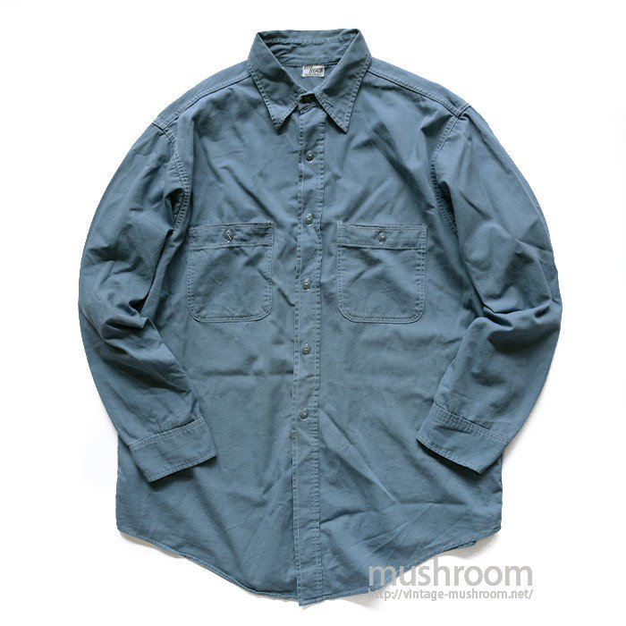 BIG BUCK COTTON WORK SHIRT