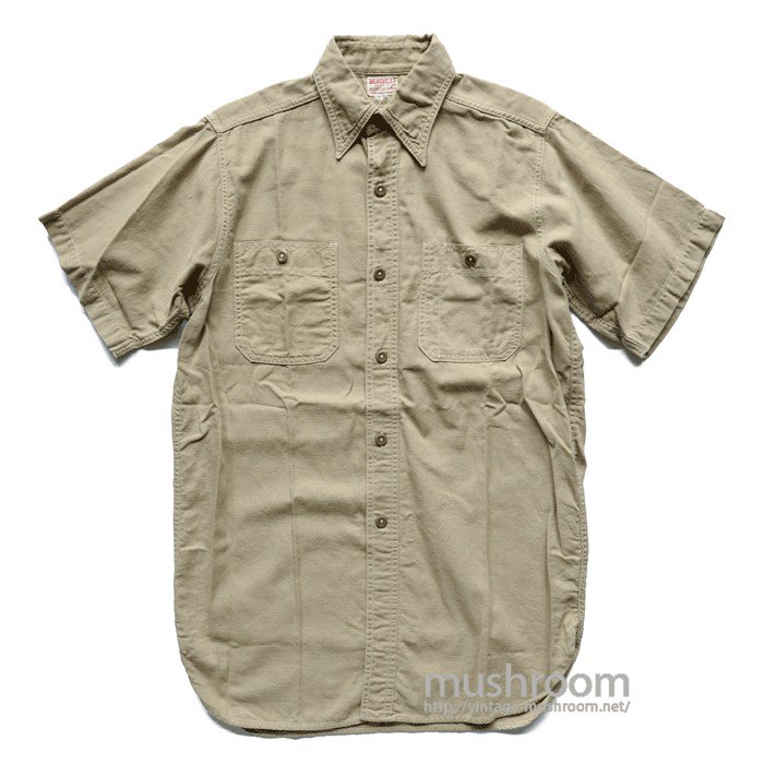 HERCULES S/S COTTON WORK SHIRT