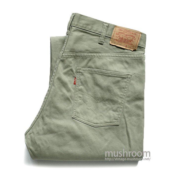 LEVI'S 519 1132 A TYPE PIQUE PANTS