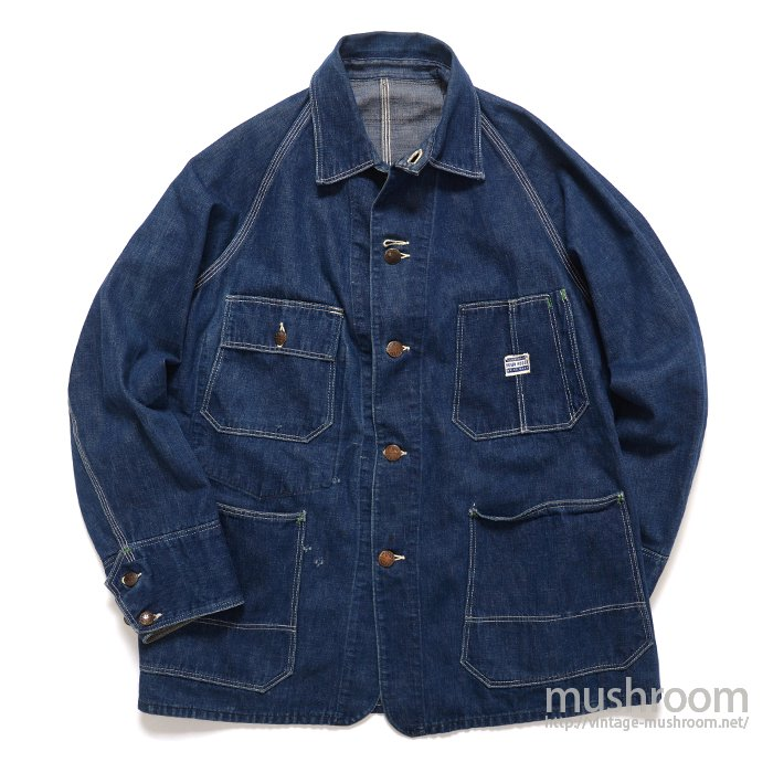 MW POWRHOUSE DENIM COVERALL