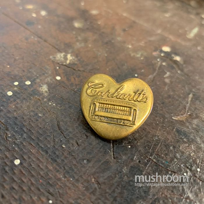 CARHARTT BUTTON