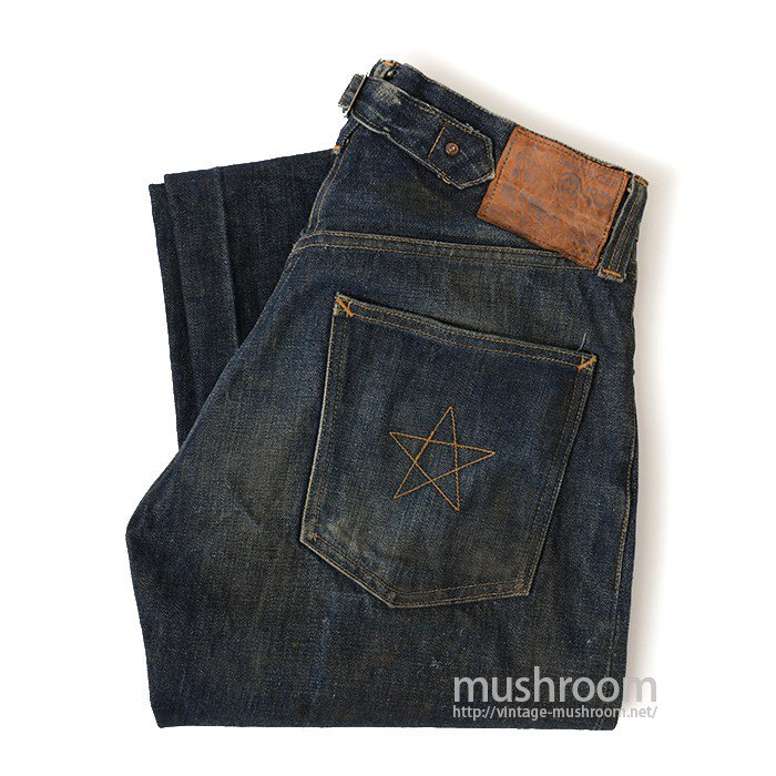 Montgomery Ward 5 pocket Jeans( NON-WASHED )