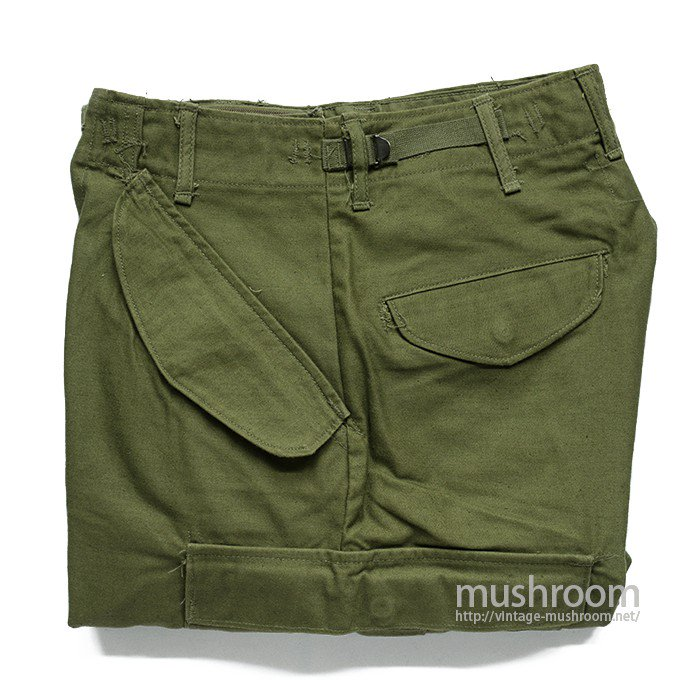 U.S.ARMY M-65 FIELD TROUSER( XS-R/MINT )