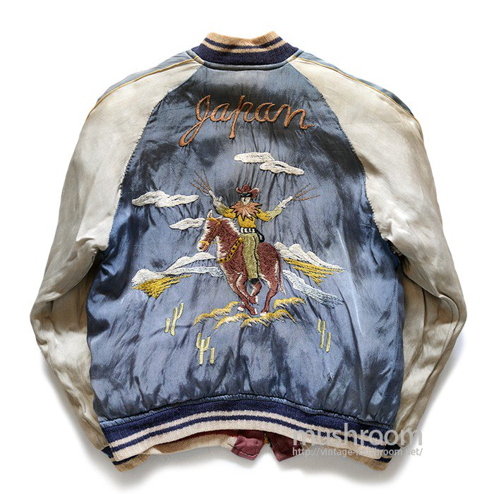 JAPAN SOUVENIR JACKET( THE LONE RANGER )