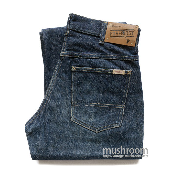 PENNEY'S FOREMOST 5P JEANS