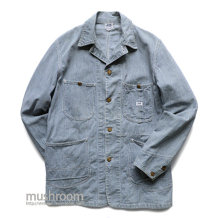 Lee 98-J HICKORY STRIPE COVERALL