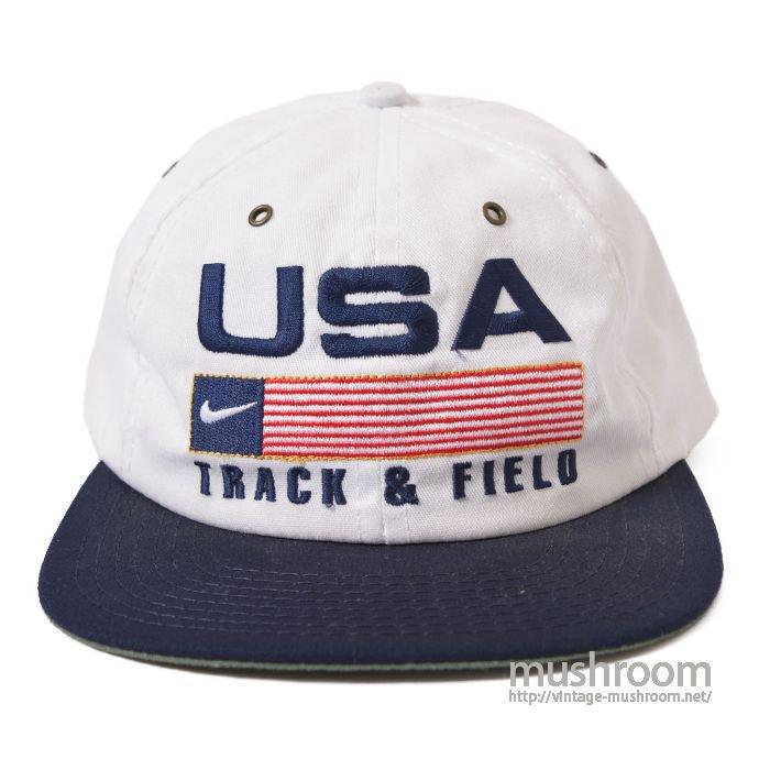 NIKE USA TRACK&FIELD CAP( DEADSTOCK )