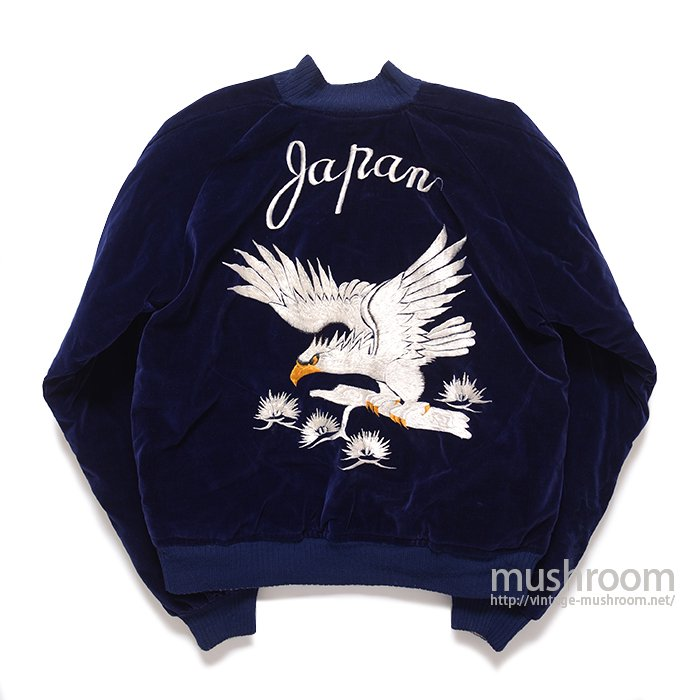 JAPAN SOUVENIR JACKET( S/DEADSTOCK )