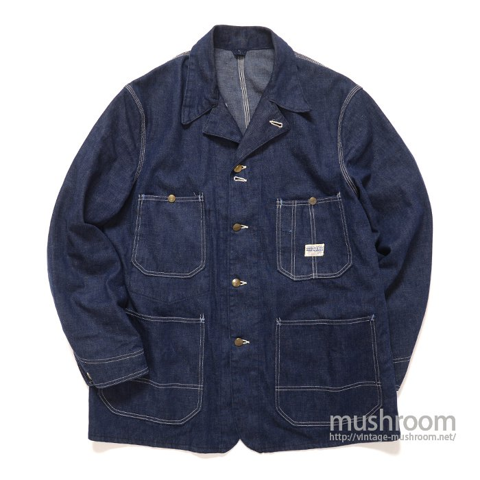 HERCULES DENIM COVERALL( MINT )