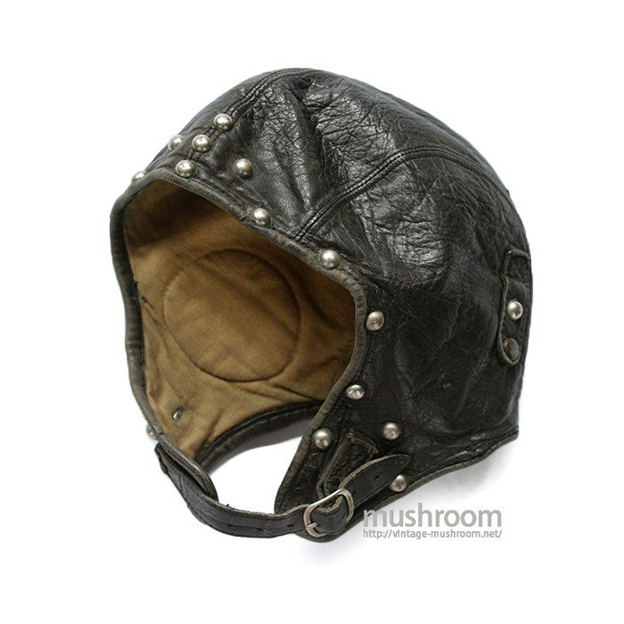 BUCO STUDDED LEATHER HELMETS