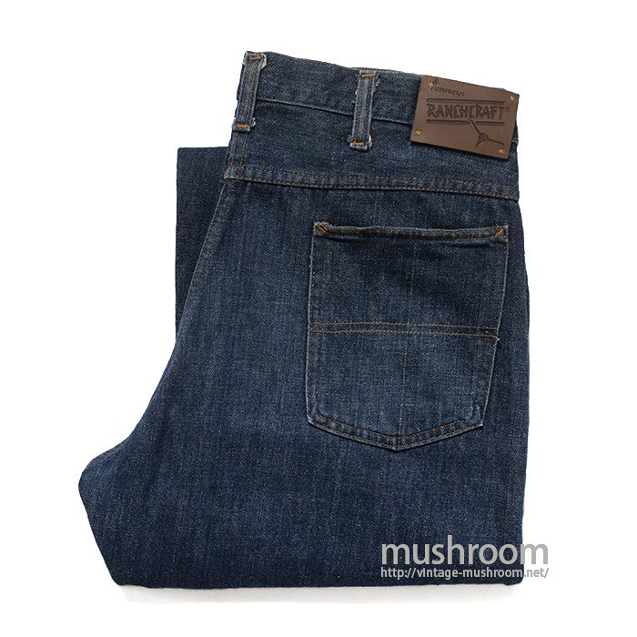 RANCHCRAFT 5POCKET JEANS
