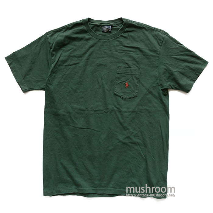POLO BY RALPH LAUREN POCKET TEE