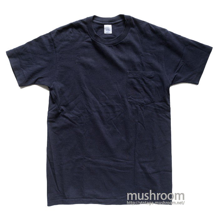 TOWNCRAFT COTTON POCKET TEE
