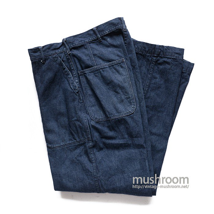 WW2 USN DUNGAREE DENIM TROUSER