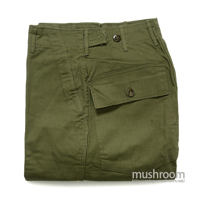 U.S.ARMY HBT UTILITY TROUSERS( S/ DEADSTOCK )