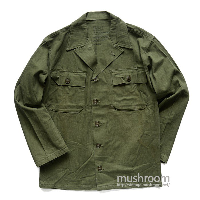 U.S.ARMY HBT UTILITY JACKET( S/ DEADSTOCK )