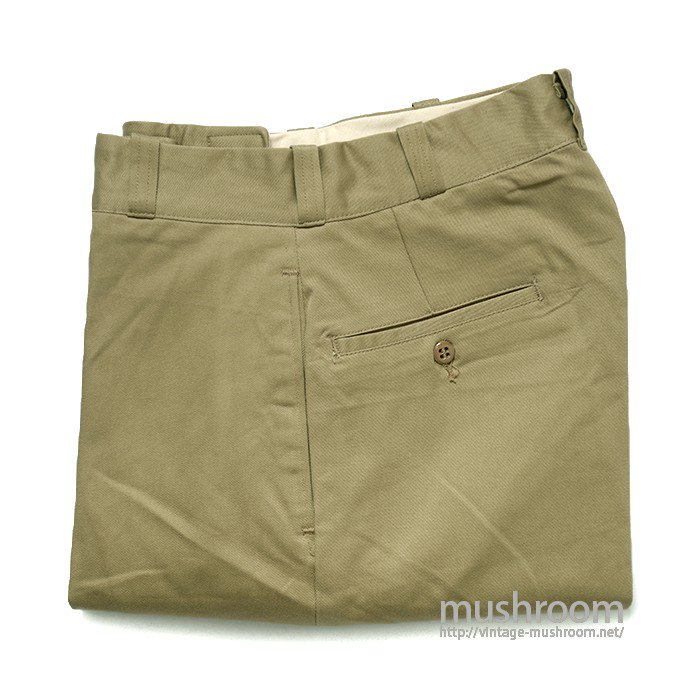 U.S.ARMY CHINO TROUSER( W28/L29/DEADSTOCK )