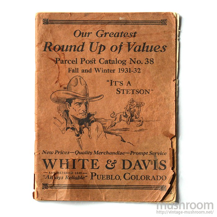 WHITE&DAVIS FALL AND WINTER CATALOG