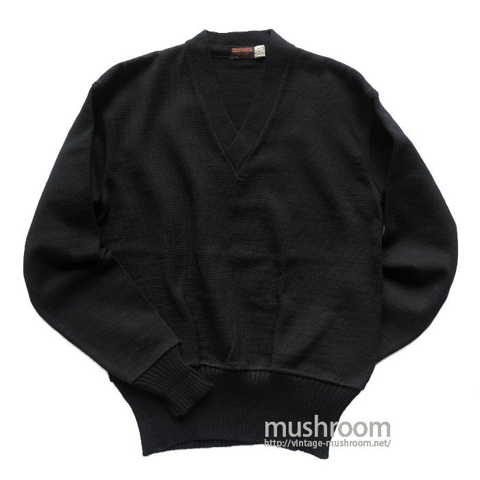 WILSON V-NECK SWEATER( 40/DEADSTOCK )