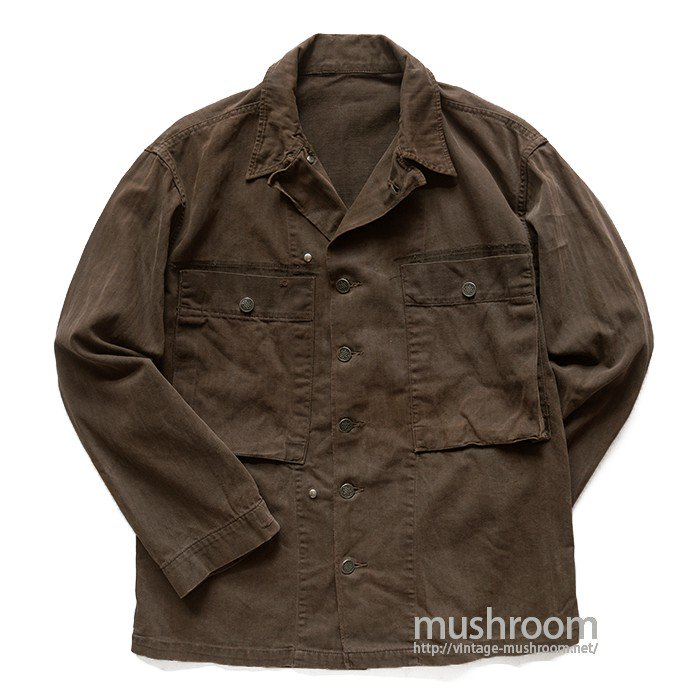 U.S.MILITARY HBT FATIGUE JACKET( USBD )