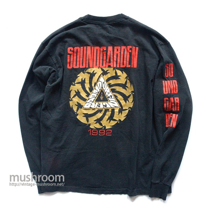 SOUNDGARDEN 1992TOUR L/S T-SHIRT