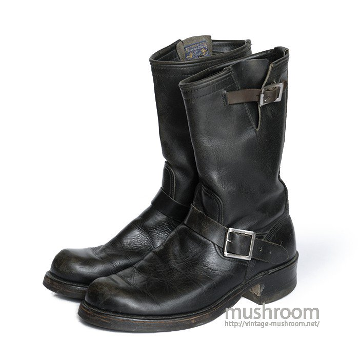 HERMAN ENGINEER BOOTS