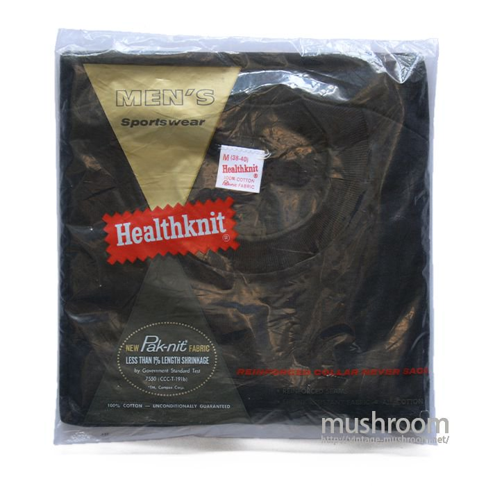 HEALTHKNIT POCKET T-SHIRT( M/DEADSTOCK )