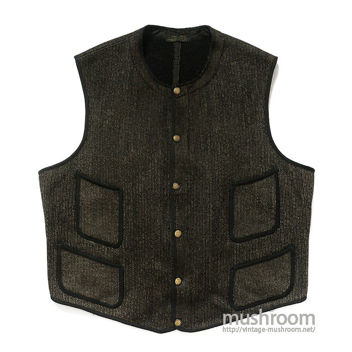 BROWN'S BEACH VEST
