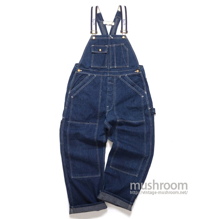CARTER'S DOUBLE KNEE DENIM OVERALL