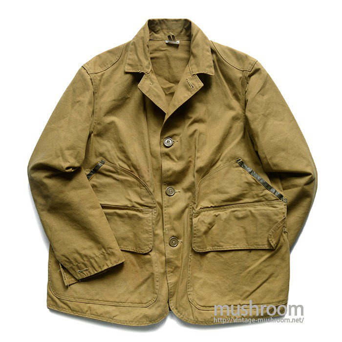 AMERICANFIELD CANVAS HUNTING JACKET( 42/MINT )