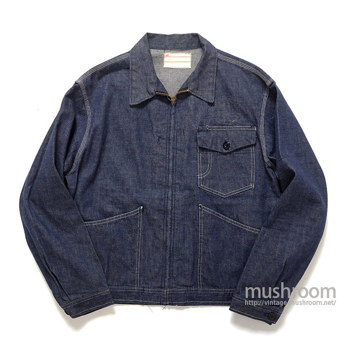 OLD DENIM WORK JACKET( 44/MINT )