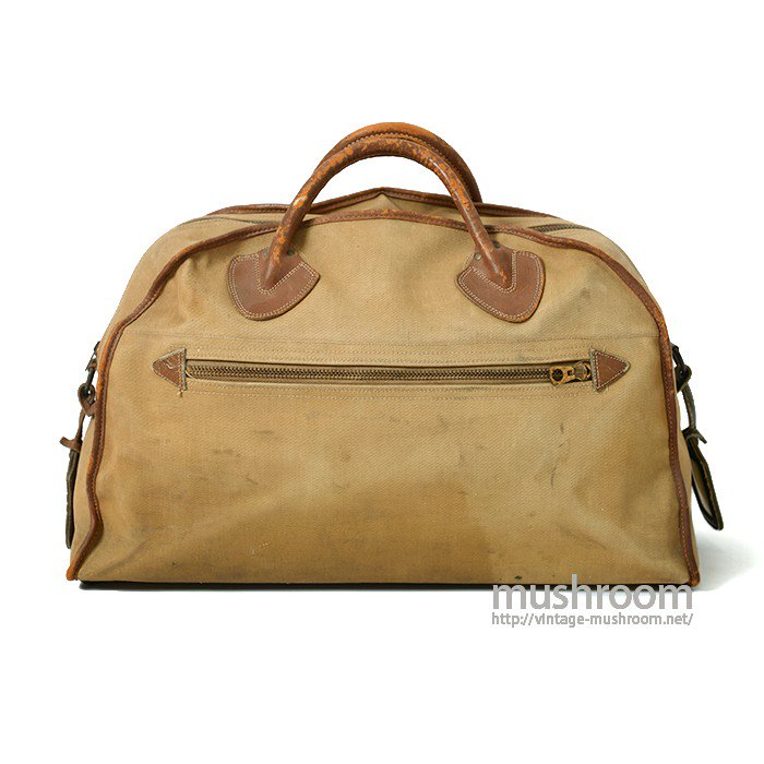 L.L.BEAN TRAVEL BAG WITH LUGGAGE LOCK