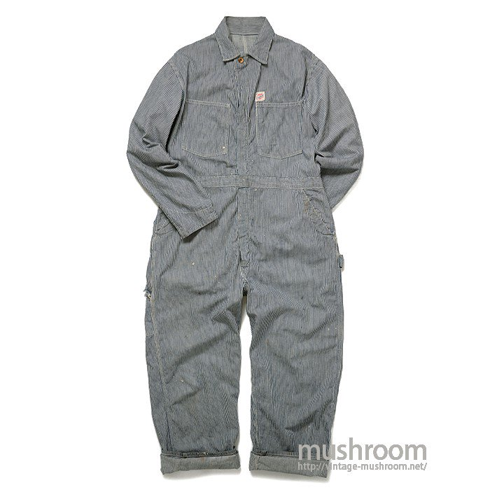 CARHARTT HICKORY-STRIPE ALL IN ONE