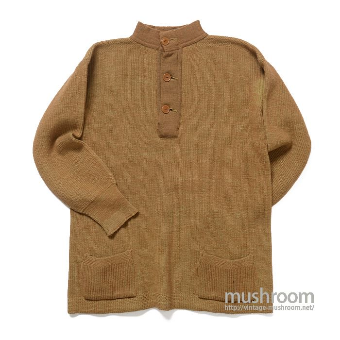 WW1 U.S MILITARY KNIT JACKET