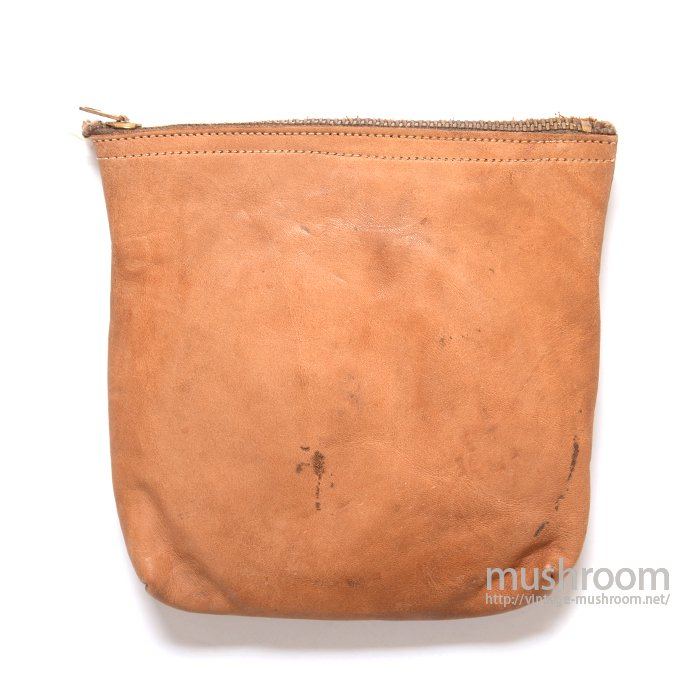 L.L.BEAN FISHING LEATHER PURSE