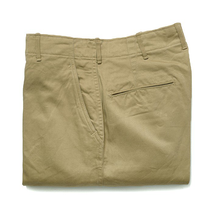 U.S.ARMY CHINO TROUSER( W29/L35/UNUSED )