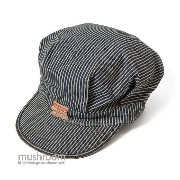 BIG MAC HICKORY STRIPE WORK CAP