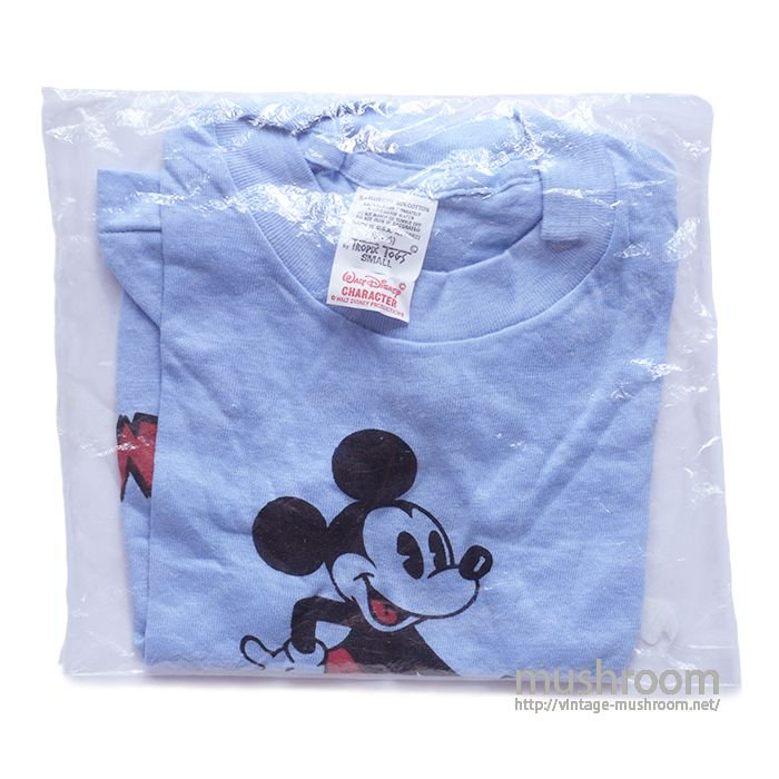 OLD MICKY MOUSE T-SHIRT( DEADSTOCK )