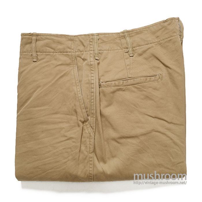U.S.ARMY CHINO TROUSER( W34/L29/UNUSED )
