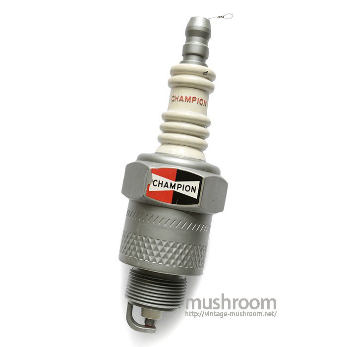 CHAMPION SPARK PLUG ADVERTISING