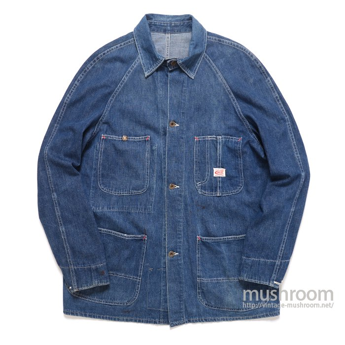 WW2 COWDEN DENIM COVERALL
