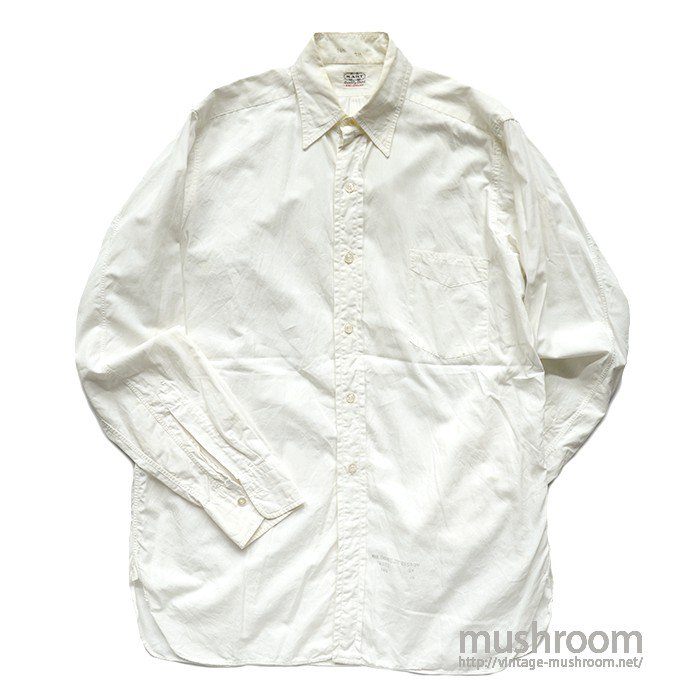 MART WHITE COTTON SHIRT