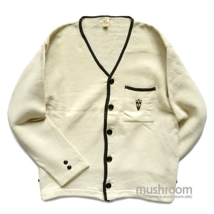 SPORTSWEAR SWEAT CARDIGAN( M/MINT )