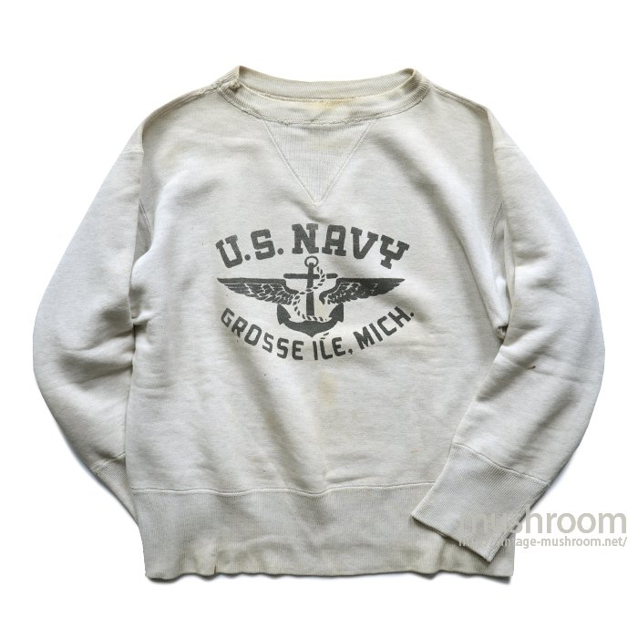 PENNEY'S U.S.NAVY SWEAT SHIRT